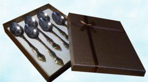 коробка для чайных ложек