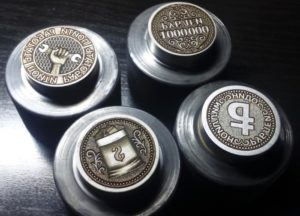 монетное клише