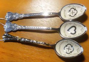 серебряные ложки на любой праздник