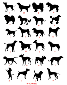 маркировать собак