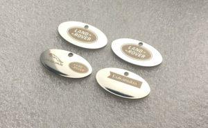 корпоративный сувенирный жетон